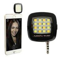 Czap Selfie Flash Aux Light With 16 Led Cubes