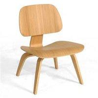 Eames Lounge Chair Wood Oak