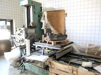 Tos W9 Horizontal Boring Machine