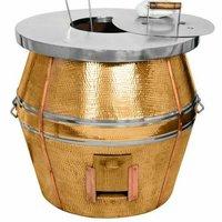 Exclusive Copper Tandoor