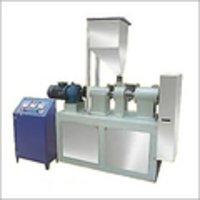 Twin Screw Kurkure Extruder Machine