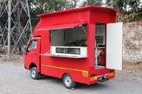 Luxury Food Van