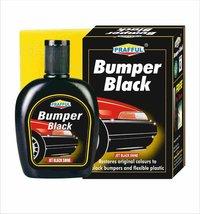 Bumper Black Car Bumber Polish