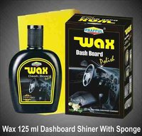 Car Wax Dashboard Polish