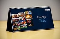Corporate Table Calendar