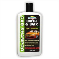 Wash And Wax Car Shampoo
