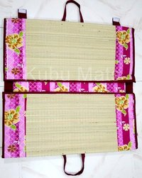 River Grass Or Korai Mat Beds Single Fold Mat Bed