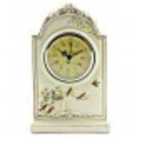 Vintage Bird Table Clock
