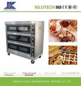 Luxurious Electric And Gas Oven
