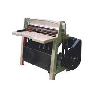 Power Operated Partition Slotter Machine