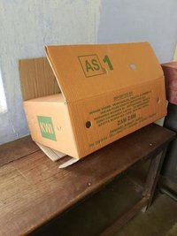 Foodstuff Packaging Box