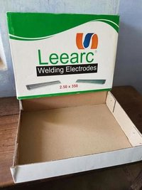 Welding Electrodes Packing Boxes