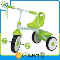 Baby Tricycle With Rear Basket