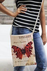 Designer Cotton Sling Bags
