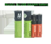 Cmagic Micro Usb Rechargeable Aa Battery