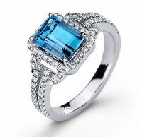 Stylish Diamond Rings