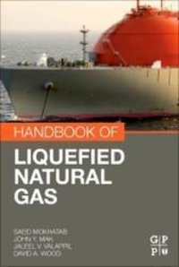 Handbook Of Liquefied Natural Gas Oil And Gas Books