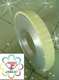 Vitrified Bond Diamond And Cbn Grinding Wheel
