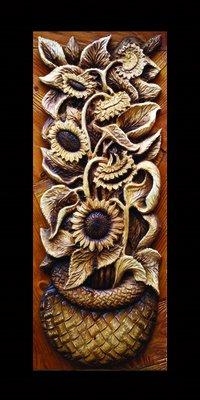 Decorative Print Door Paper