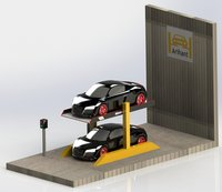 Two Level Car Parking Systems