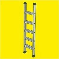 Aluminium Wide Step Ladders (SJ-6)
