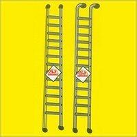 Aluminum Round Pipe Ladders