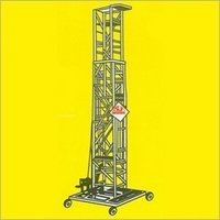 Extendable Telescopic Tower Ladders