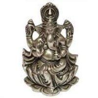 Silverware Ganesha