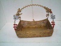 Wedding Metal Basket