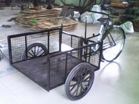 Front Load Tricycle Rickshaw