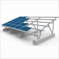 Solar Panel Mounting Structure Installation Services