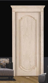 High-Quality Pvc Coated Mdf Wooden Interior Doors