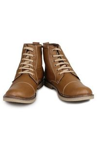 Smooth Texture Men Boot