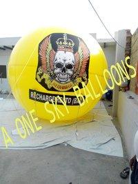 Advertising Sky Air Balloon