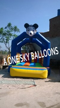 Inflatable Micky Mouse Jumping Bounce