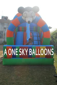 Inflatable Sliding Castle