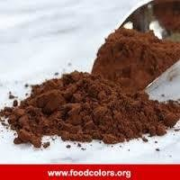 Chocolate Brown Ht Food Color