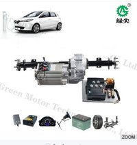 15 Kw Driving System For Electric Vehicle