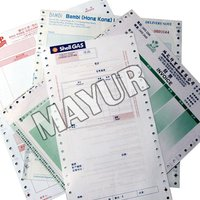 Pre Printed Computer Stationery Paper