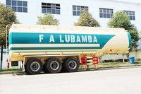 Fuel Oil Tank Trailer