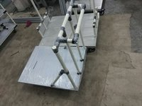 Abs Pipe Component Moving Trolley
