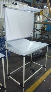 ABS Workstation with Acrylic Box