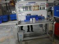Aluminium Inspection Tables