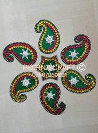 Acrylic Rangoli Pcr20166