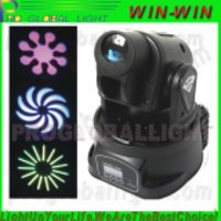 LED Mini Moving Head Light (Spot)