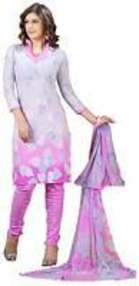 Fashion Women Crepe Straight Ladies Salwar Suit in New Delhi