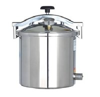 Stainless Steel Portable/Table Type Pressure Steam Sterilizer