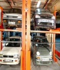 Dependent Stack Parking System