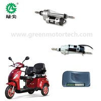 1200W Electric Vehicle Drive Axle