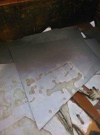 Crc Metal Sheet Scrap
